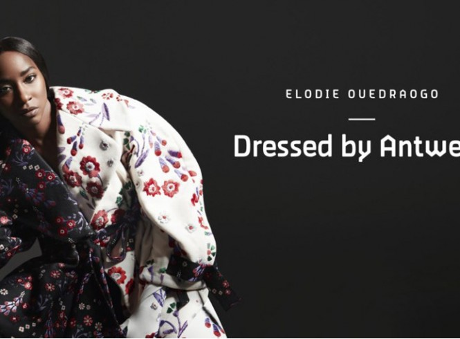 Elodie Ouedraogo ©Dressed by Antwerp