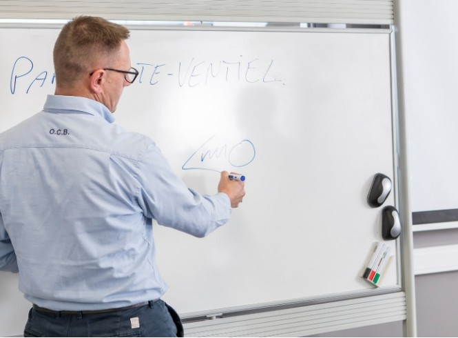 Opleidingen Cerga bij Training Center