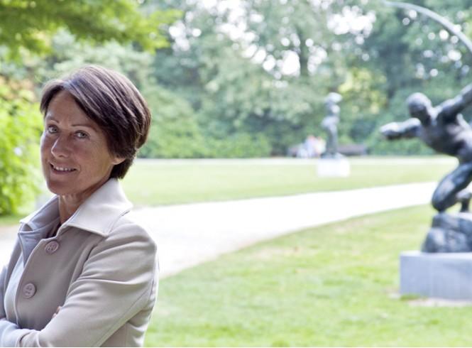 Liesbeth Geysels, algemeen directeur van VIL