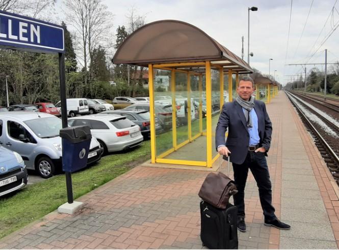 Manu Van de Vliet, Global Account Manager bij Dell Technologies