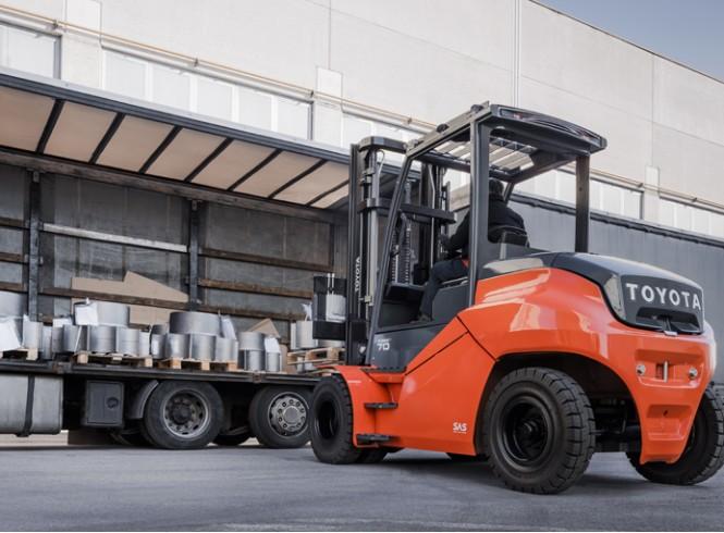 Nieuw hoofdkantoor van Toyota Material Handling