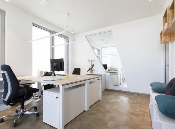 Scandinavisch design van Kinnarps in je kantoor
