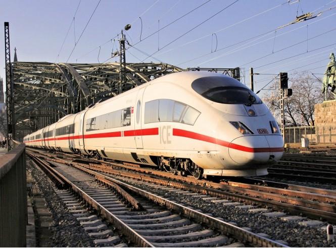Snel naar Frankfurt met ICE en NMBS Internationaal