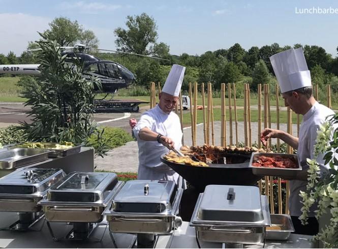 Bedrijfsbarbecue populairder dan ooit