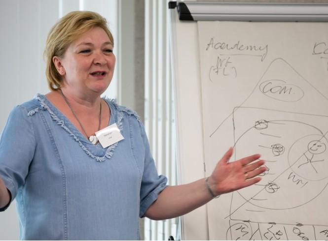 Hilde Hanselaer, MVO advies