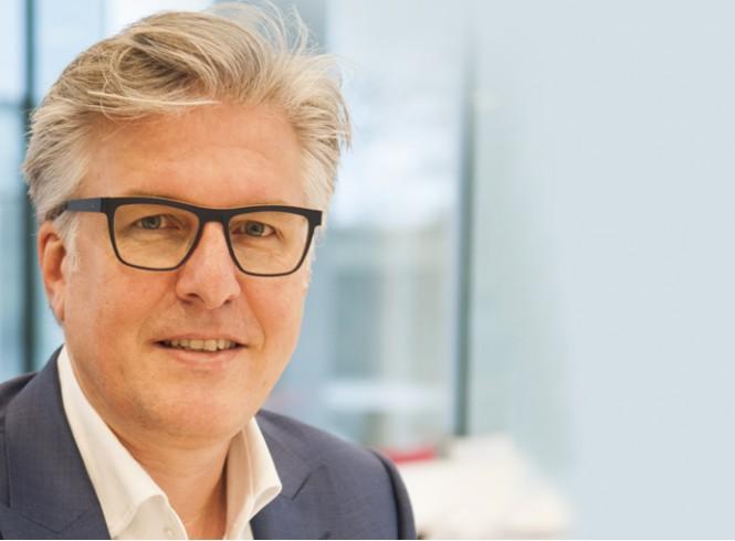 Peter Aerts, afgevaardigd bestuurder Syntra Antwerpen en Vlaams Brabant