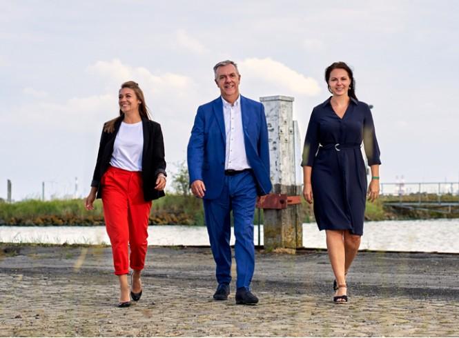Robine Martin, Dirk Verbeeck en Femke Lintelo - Bonache