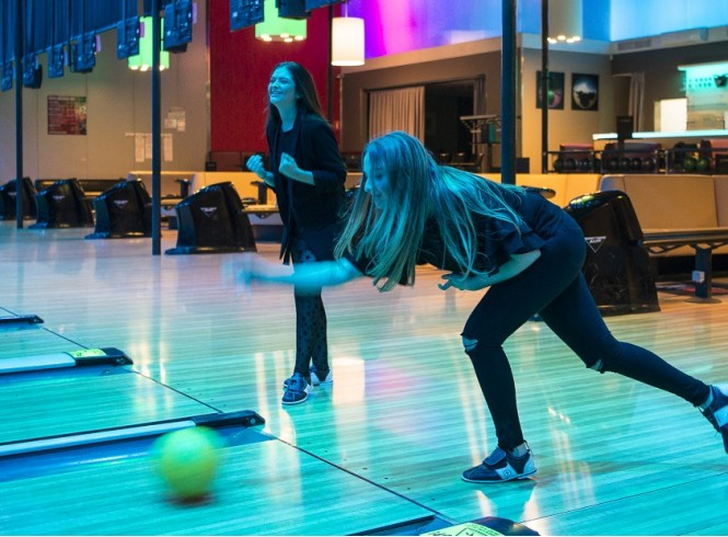 Apero en lunch bowl Antwerp Bowling