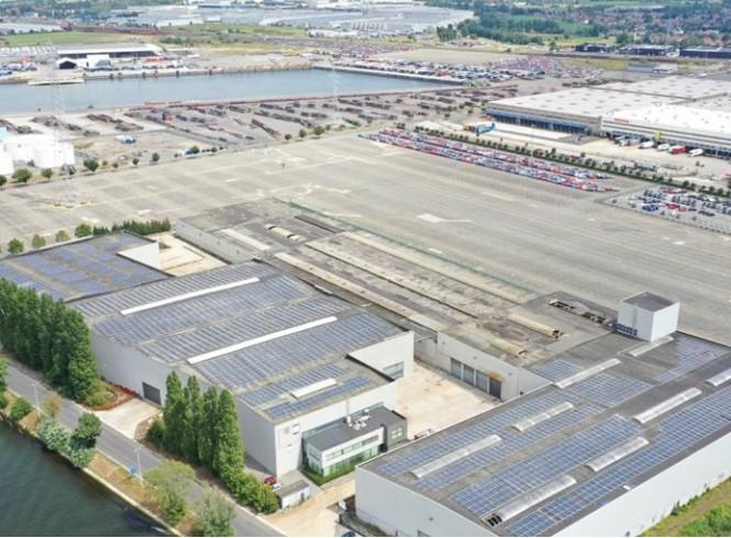 Oude asbestfabriek wordt nieuw bedrijvenpark