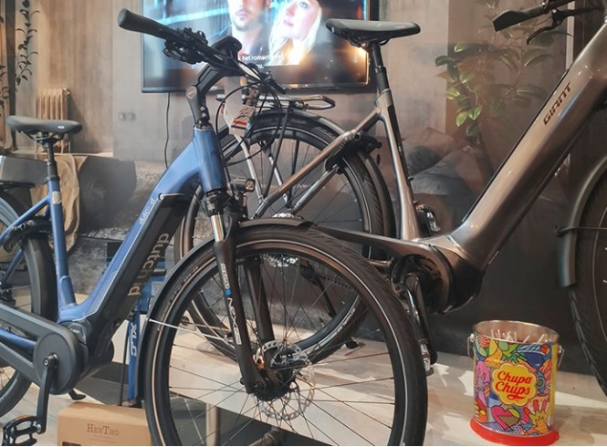 Financiële ademruimte bij fietsenspeciaalzaak Olcay