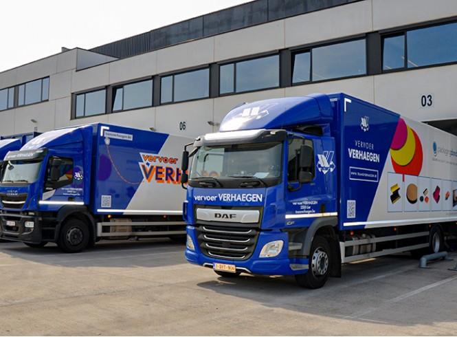 Snelle en efficiënte distributie dankzij Vervoer Verhaegen