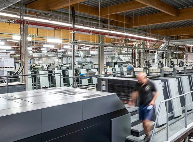 Een duurzame toekomst voor printbedrijf DMG