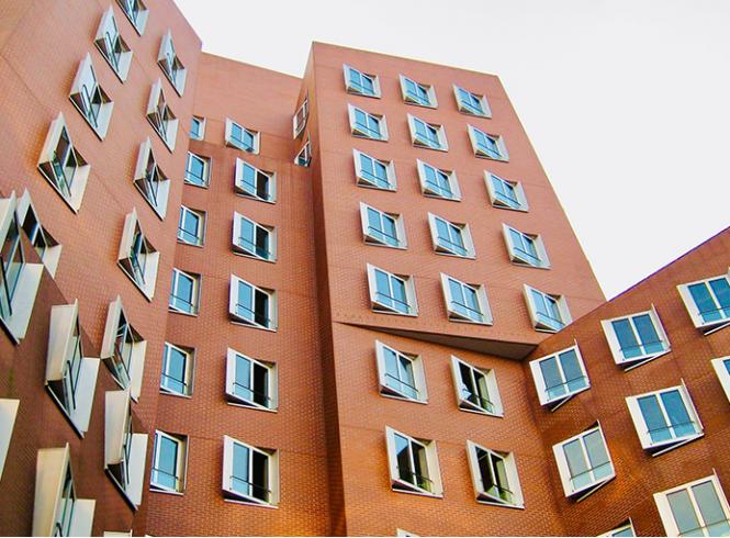 Aservis appartementsgebouw