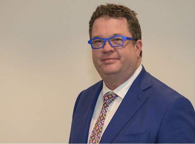 Frank Hechtermans, zaakvoerder van Group-f