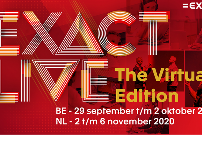 Exact virtueel event