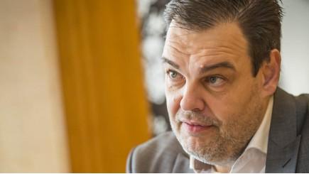 Rudi Petit-Jean, directeur van Sligro-ISPC en Sligro Food Group Belgium