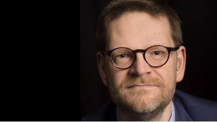 Professor Stijn Viaene, professor digitale transformatie van de Vlerick Business School en hoogleraar aan de KU Leuven.