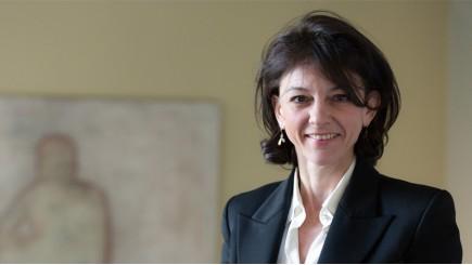 Rebecca Ramboer, gedelegeerd bestuurder van Protect, gespecialiseerd verzekeraar voor architecten en bouwprofessionals