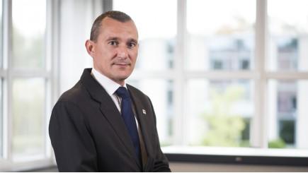 Patrick Loncke, managing director bij Belfor Belgium