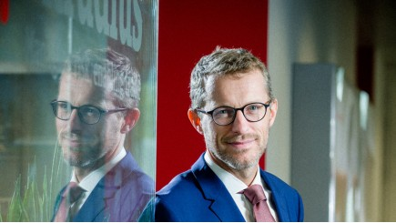 Christophe Cherry, managing director Belux bij Atradius