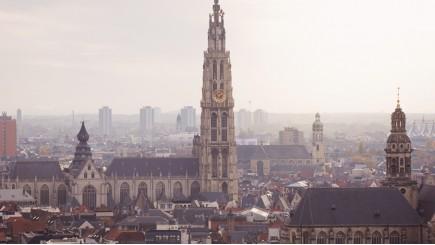 Hotelovernachtingen in Antwerpen