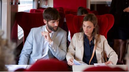 Internationaal treinreizen