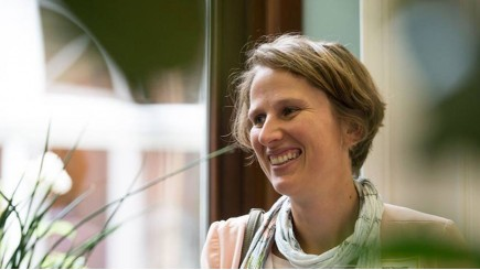 Anne Demuylder, medezaakvoerder HolonCom