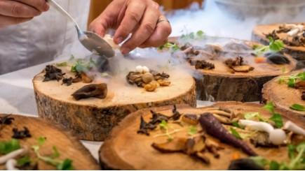 Saillart zorgt voor een unieke winterse culinaire ervaring