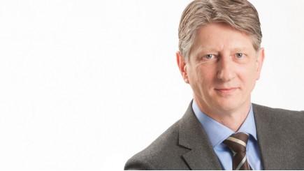 Johan Haelterman, directeur van NBN