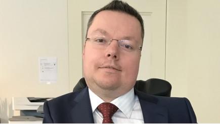 Erik Moniquet, ondernemer met een handicap