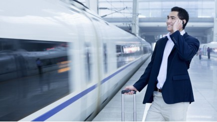 Zakenreizen met de trein dankzij NMBS Internationaal