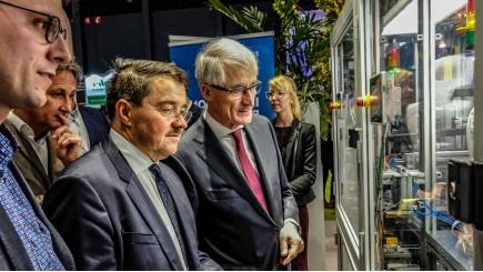 ©Flanders Make heeft Smart Factory Benelux opgericht