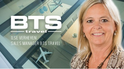 Ilse Verheyen, Sales Manager BTS Corporate Travel