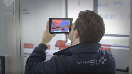 Energiemanagement met Vinci Facilities