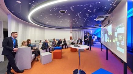 Tech.Lounge bij BluePoint Brussels
