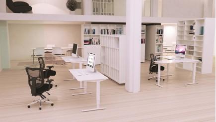 Ergonomische bureaustoelen bij Ergo-Advice