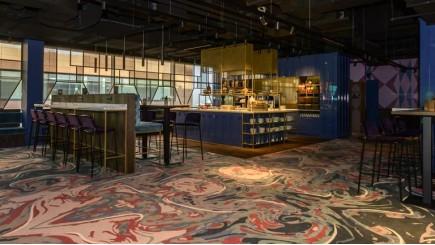 Lindner WTC Hotel & Business Lounge Antwerp: hotspot in Antwerpen