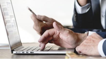 Elektronisch effectenregister registreert aandeelhouders