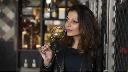 Sepideh Sedaghatnia, zaakvoerder Divin