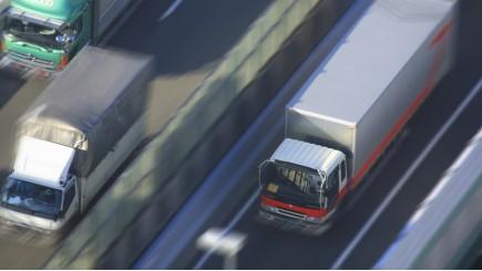 Nieuwe tarieven voor kilometerheffing voor vrachtwagens