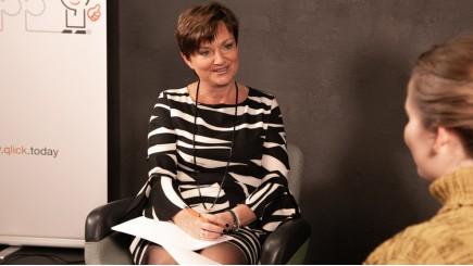 Bedrijfscoach Chantal Smedts over haar boek: