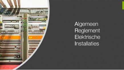 Algemeen Reglement Elektrische Installaties