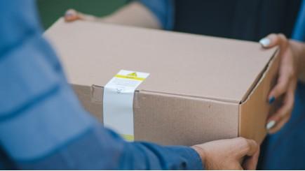 Duurzame pakketbezorging