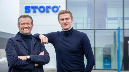 Johan & Lennert De bruyn van STORO