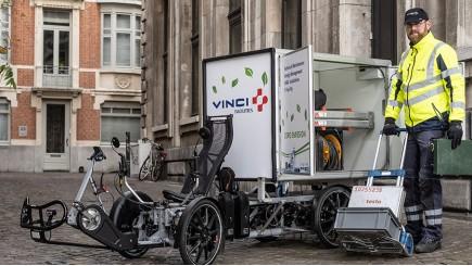 Vinci elektrische cargofietsen