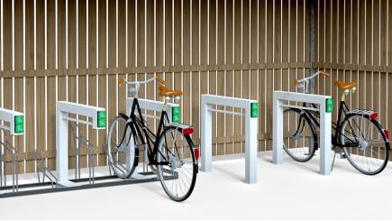 Fietsenstallingen voor meer groene mobiliteit