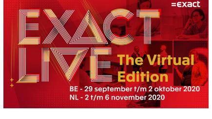Exact virtueel event
