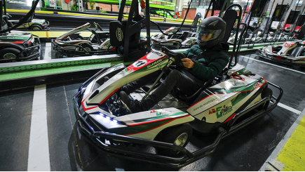 Antwerp Go Cart