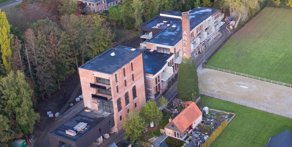 woonproject Ardea-Lofts in Wijnegem