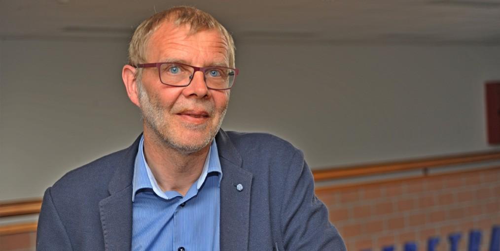 Philippe Degraef, directeur Febetra (Federatie van Belgische transporteurs en logistieke dienstverleners)